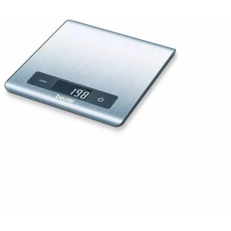 Beurer Kitchen Scales KS 51 5kg Sliver