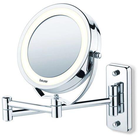 Beurer Miroir cosmétique éclairé BS49 Argenté 584.10
