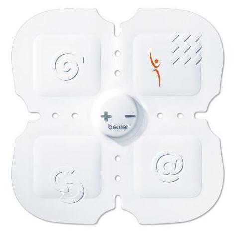 BEURER Patch électrostimulation abdominaux EM 20