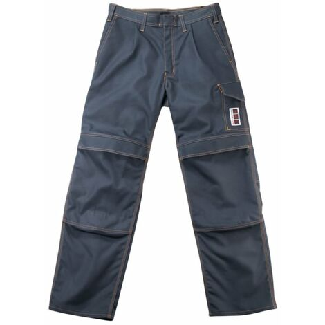 Bex Men's Navy Multisafe Trousers