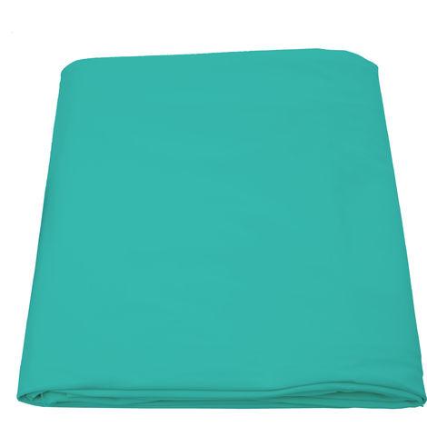 Bezug für Pergola HHG-338, Sonnensegel Ersatzbezug, 4x4m Polyester