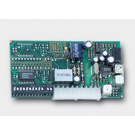 bft 2-channel built-in receiver 30,875 mhz ro 2 d111305
