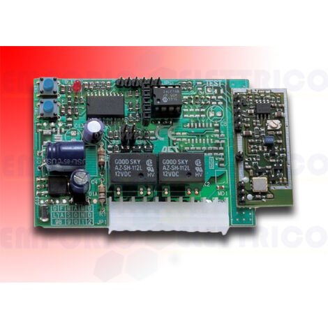 bft 2-channel built-in receiver 433 mhz clonix 2 2048 d111664