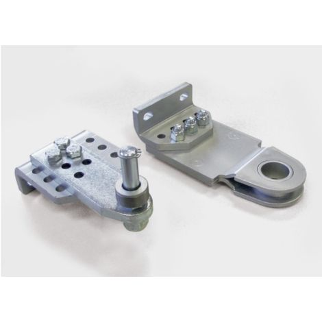 bft adjustable front and rear bracket for lux arb lux n733426