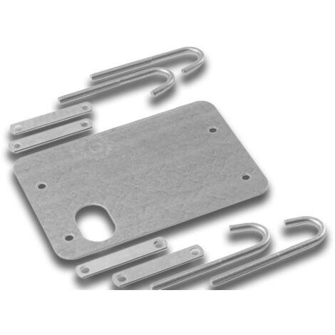 bft base di ancoraggio regolabile per serie sp3500 sfsp p125015
