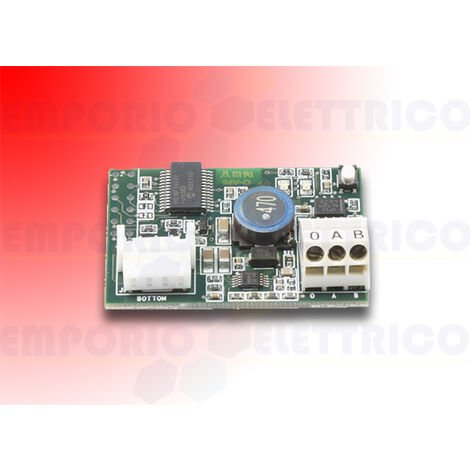 bft connection card u-link b eba wi-fi gateway p111494