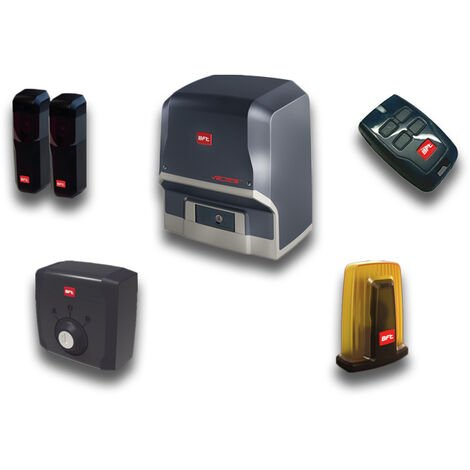 bft kit 24v portails coulissant ares veloce smart bt kit a 500 r925340 00001