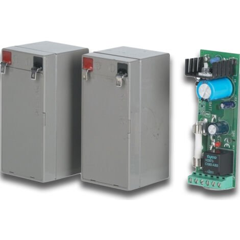 bft kit de baterías de emergencia thalia y thalia p bbt bat p125020