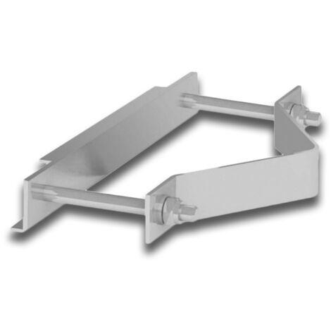 bft kit tornillería y abrazaderas inox para palo ecosol post br n99947