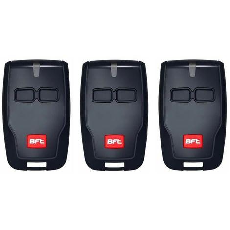 BFT Mitto B RCB02 R1 Telecommande a 2 canaux, 433,92Mhz Rolling Code, La nouvelle version de BFT Mitto2. 3 PIECES. 8027908410092