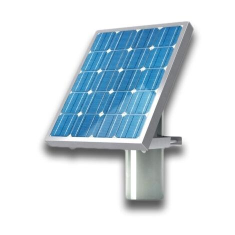 Persiana enrollable motorizada solar