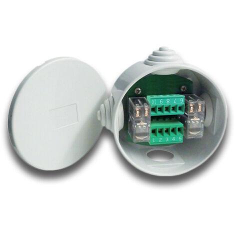 bft tarjeta de centralización cableada shedir b cbc o2 l01 p111515
