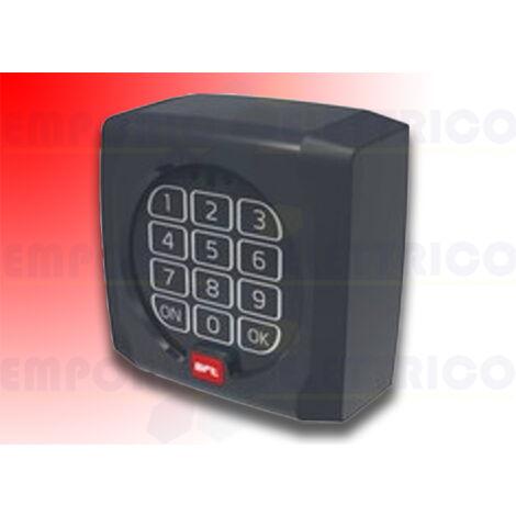 bft wireless digital keyboard q.bo touch 433 mhz p121024 ( ex p121019 )