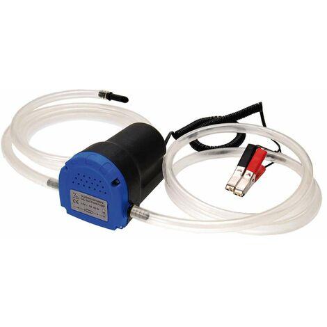 Elektrisch Ölpumpe Wasserpumpe Absaugpumpe Dieselpumpe 12V 30L//min Ölwechsel