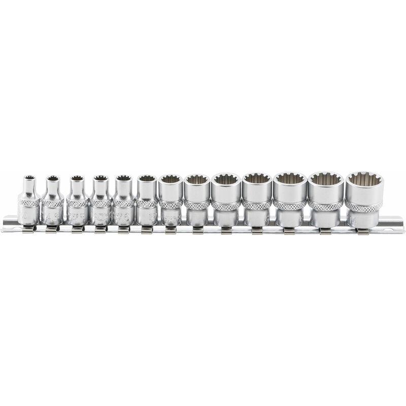 Steckschlüssel-Einsatz Gear Lock 12,5 32 mm - 8 mm .. 1//2
