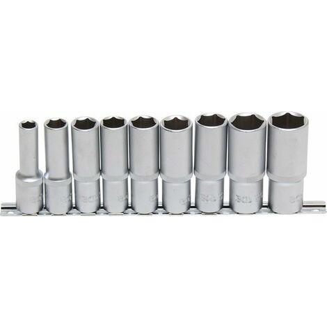 Set di chiavi a bussola 10-24 mm BGS technics PRO+ 1//2 9 pezzi