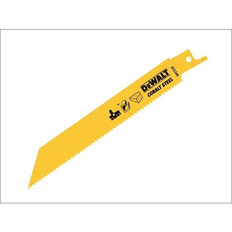 Bi-Metal Reciprocating Blades for Cordless Saws