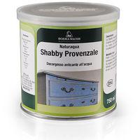 BIANCO GRIGIO -SMALTO VERNICE SHABBY CHIC 0,350 LT BORMA WACHS-- PITTURA POVENZALE MOBILI MOBILE