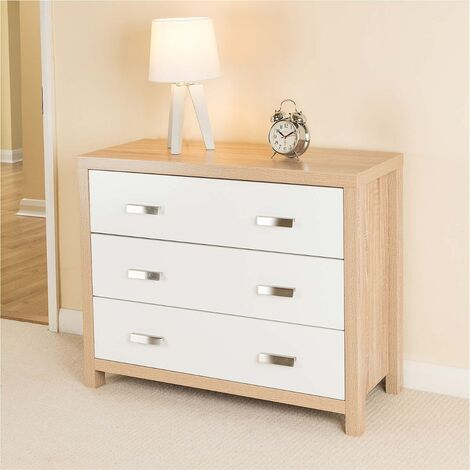 Bianco Oak Effect Furniture Range
