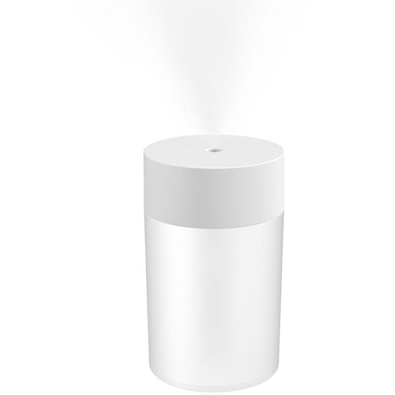 Bianco USB umidificatore umidificatore desktop da ufficio mute auto 260ml ASUPERMALL