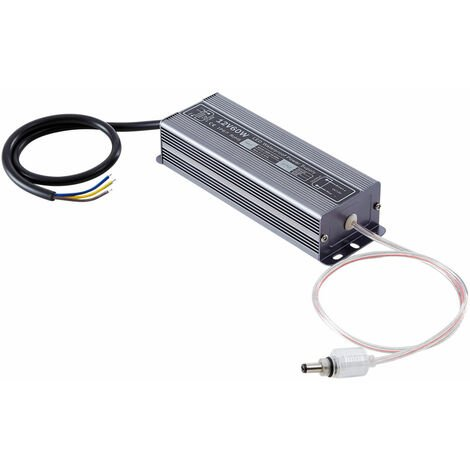 Biard 60W IP65 Waterproof LED Driver Power Supply Electronic 12V DC Transformer with Terminal Blocks & Single Output