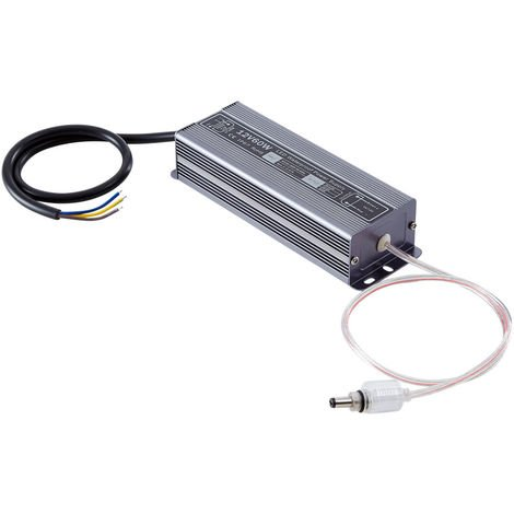 Biard 60W Rainproof LED Driver Power Supply Electronic 12V DC Transformer with Terminal Blocks & Single Output - Constant Voltage for LED Including MR11, MR16 LED Strip Lights & 12V Cabinet Lighting