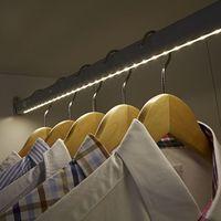 Biard Aluminium 500mm LED Wardrobe Cabinet Light