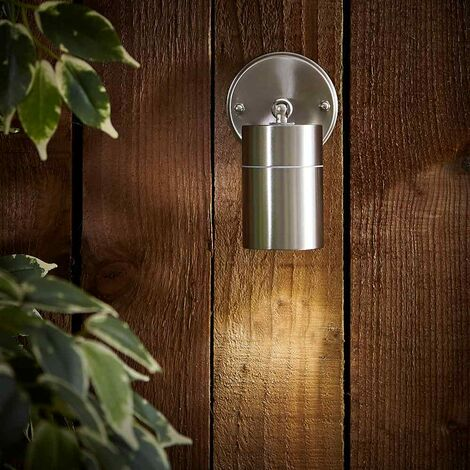 Biard Le Mans Stainless Steel Adjustable Wall Light