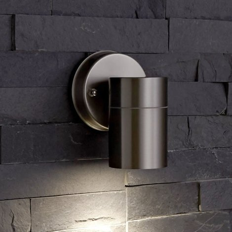 Superb Biard Le Mans Round Ip44 Up Or Down Indoor Outdoor Wall Light With Wiring Database Gramgelartorg