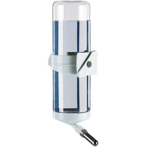 Biberon en plastique transparent Drinky pour rongeurs Taille L Contenance 600 ml