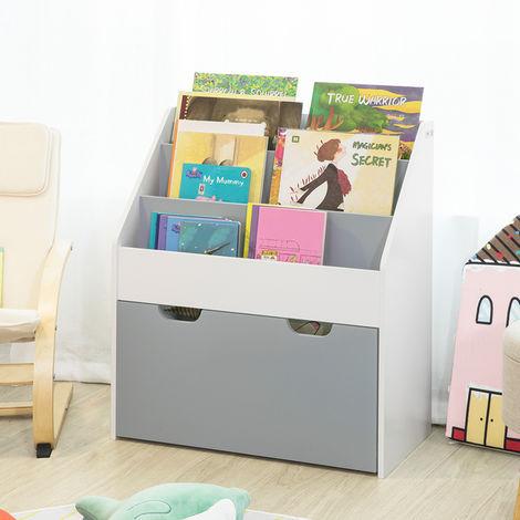 taille 40 1dfe6 48c59 Bibliothèque Étagère à Livres Étagère de Rangement Jouets ...