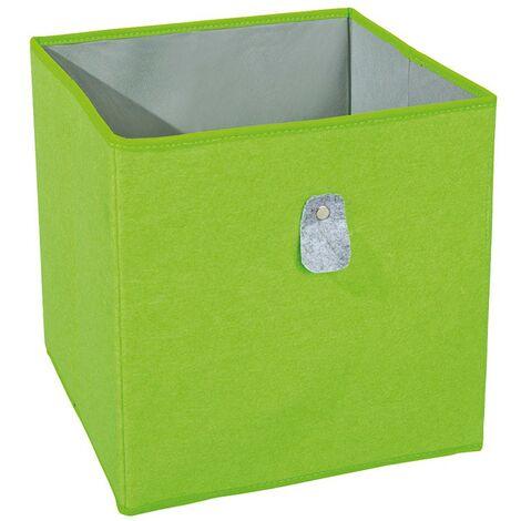 Biboxx - Bac de Rangement Vert
