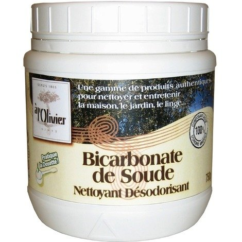 Bicarbonate de soude 750g