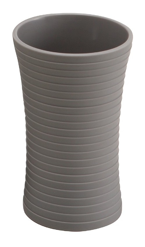 Serie Bowling QB3100GR Aquasanit Bicchiere Grigio