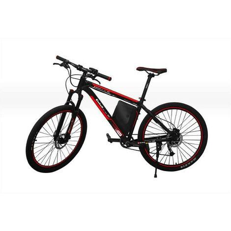 Bicicleta a batería Power X Change EBike + Cargador y 2 baterías 5.2Ah - Einhell