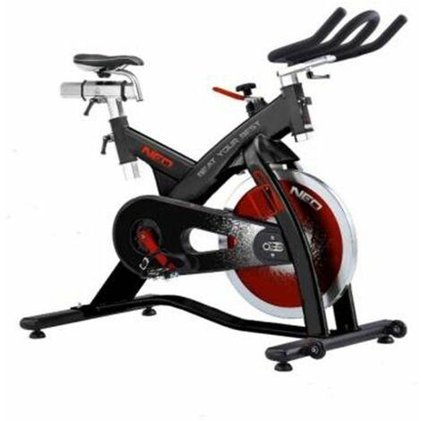 Bicicleta Ciclo Indoor Neo Correa - Roja