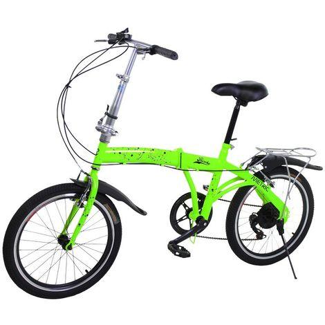 Bicicleta plegable metric bep-33