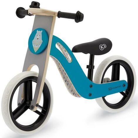 Bicicleta sin pedales color azul UNIQ Kinderkraft