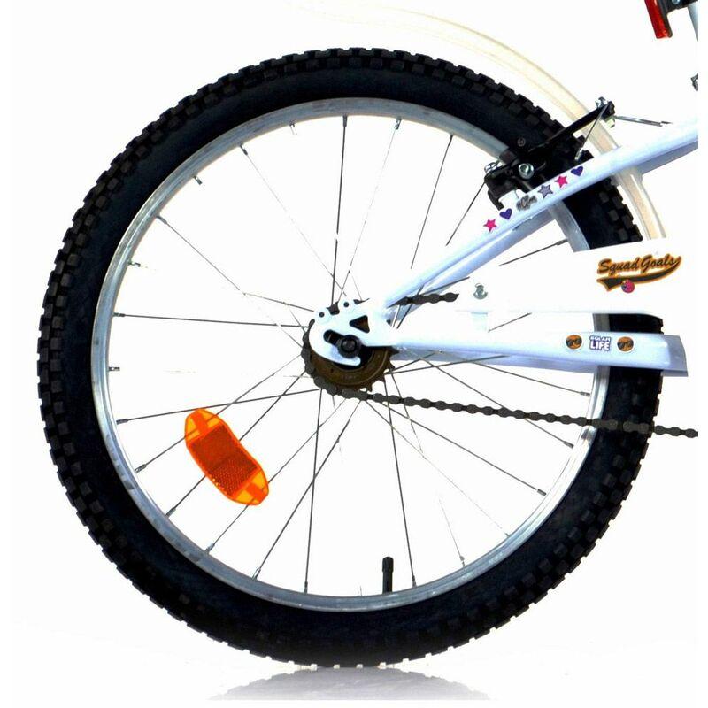 Bicicletta Lol Surprice Ruota 20 Pollici Bambina Bici Cavalletto Cestino Bimba