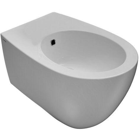 Bidé instalación suspendida globo bowl+ SBS09BI | Blanco - Globo BI