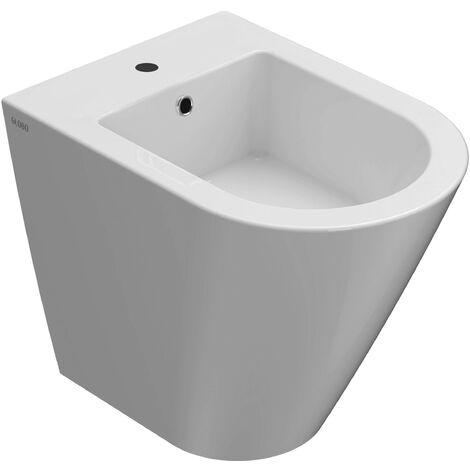 BIDET à poser - forty3 - 52 x 36 cm - cod FO010 - Ceramica Globo