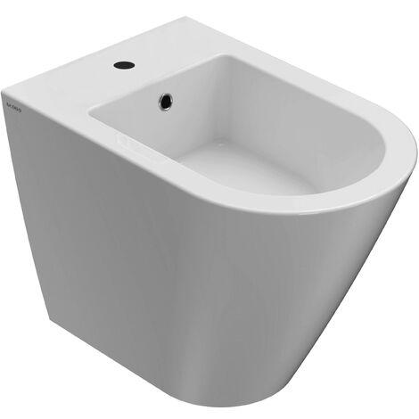 BIDET à poser - forty3 - 57 x 36 cm - cod FO009 - Ceramica Globo
