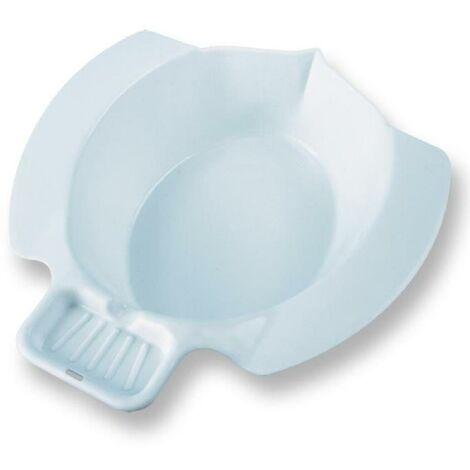 Bidet amovible HESTEC - Ne nécessite aucun outil - A remplir d'eau - 36 x 41 x 10 cm Generique
