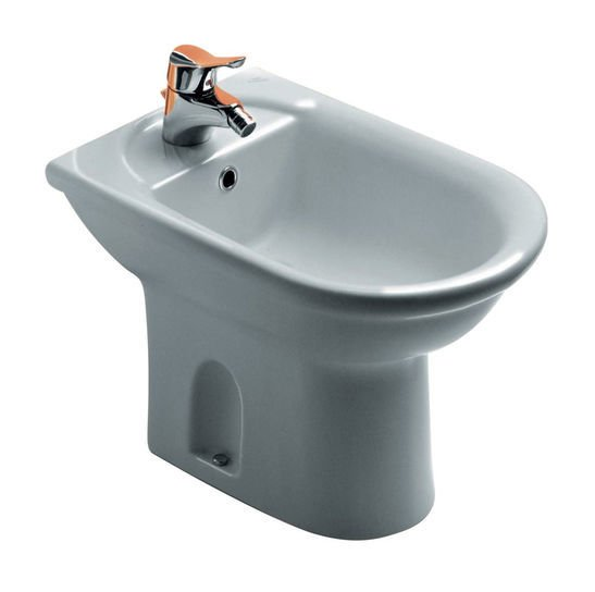 Bidet ideal standard esedra monoforo colore bianco europeo for Serie esedra ideal standard