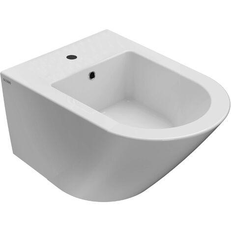 Bidet suspendu - forty3 - 52 x 36 cm - cod FOS10 - Ceramica Globo