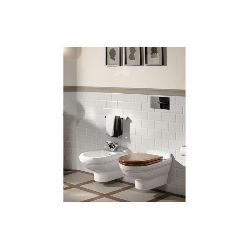 Bati Support Bidet Grohe Isotope Design