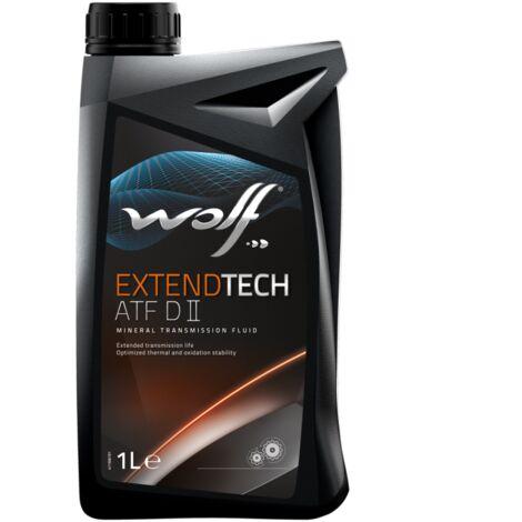 Bidon 1 litre d'huile ATF DII Wolf ATFDII1