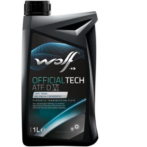 Bidon 1 litre d'huile de transmission Wolf ATF D VI 8305504