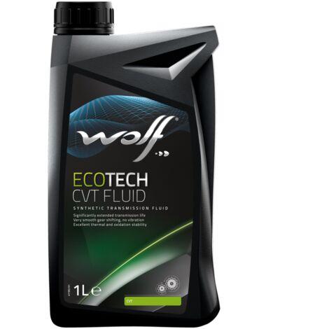 Bidon 1 litre d'huile d'huile Wolf pour boîte de vitesses CVT, 8306006