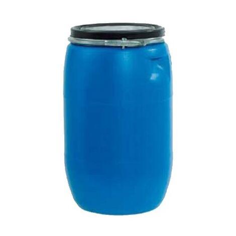 Bidon 120 litros cierre ballesta